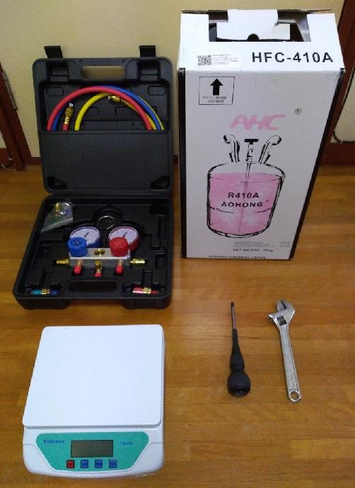 材料と工具